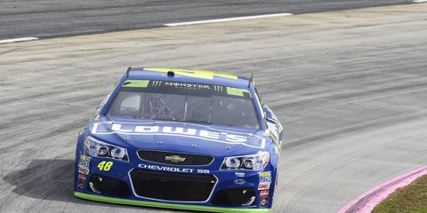 Sights from the NASCAR action at Martinsville Speedway, Saturday Oct. 28, 2017.