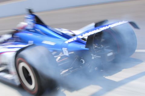 Sights from IndyCar Series Indy 500 qualifying at Indianapolis Motor Speedway, Sunday May 20, 2018.