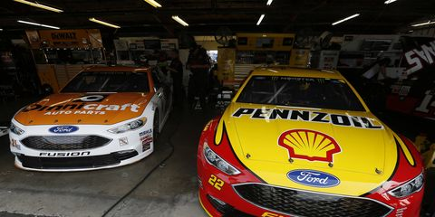 Sights from the NASCAR action at Michigan International Speedway, Saturday June 17, 2017
