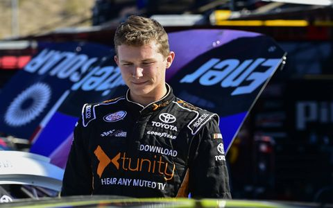 Sights from all the NASCAR action at Phoenix Raceway, Saturday, Nov. 11, 2017.