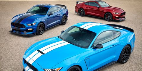 You can take your stock Mustang GT up a few notches with these new parts and calibrations from Ford Performance.