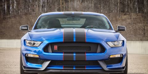 The 2017 Shelby GT350 brings three new colors and the choice of either the available Electronics Package or a Convenience Package.