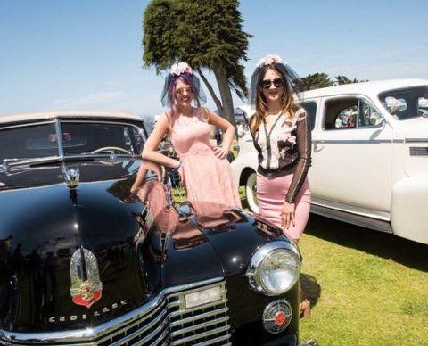 Cadillac at La Jolla Concours