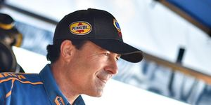 Ron Capps has 61 career NHRA victories, including 60 in the Funny Car class.