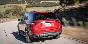 The 2020 Mercedes-Benz GLE gets either a turbo four or turbo inline six with a 48-volt electrical system.