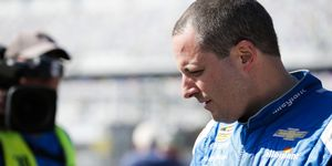 Johnny Sauter will not drive for GMS Racing during the 2019 NASCAR Truck Series season.