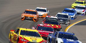 The race is on to determine the Monster Energy NASCAR Cup Series final four at Homestead-Miami Speedway.
