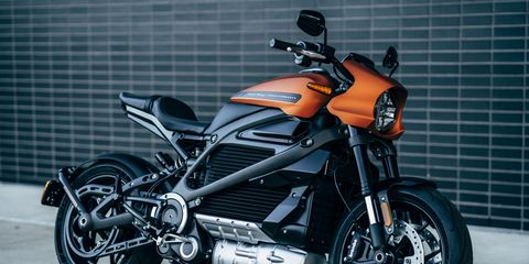 The all-electric Harley-Davidson motorcycle, LiveWire, gets a price and goes on sale at the 2019 Consumer Electronics Show.
