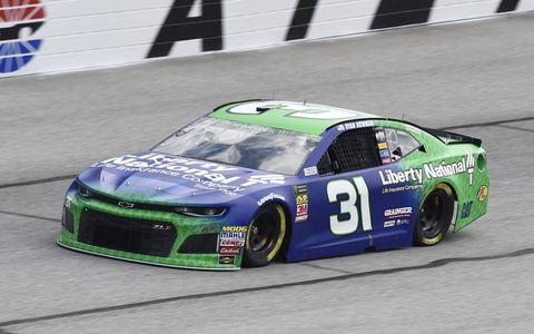 Scenes from the NASCAR action at Atlanta Motor Speedway, Friday, Feb. 23, 2018.