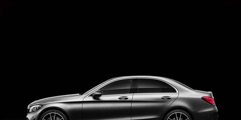 The 2019 Mercedes Benz C300 received a refresh for 2019.