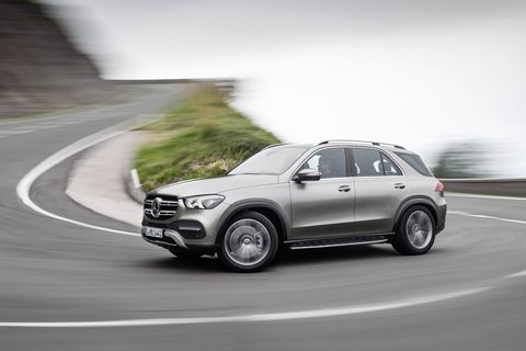 The 2020 Mercedes-Benz GLE adds new engines, suspensions and style for the upcoming decade.