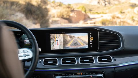 The 2020 Mercedes-Benz GLS is offered with five(!) zone climate control.