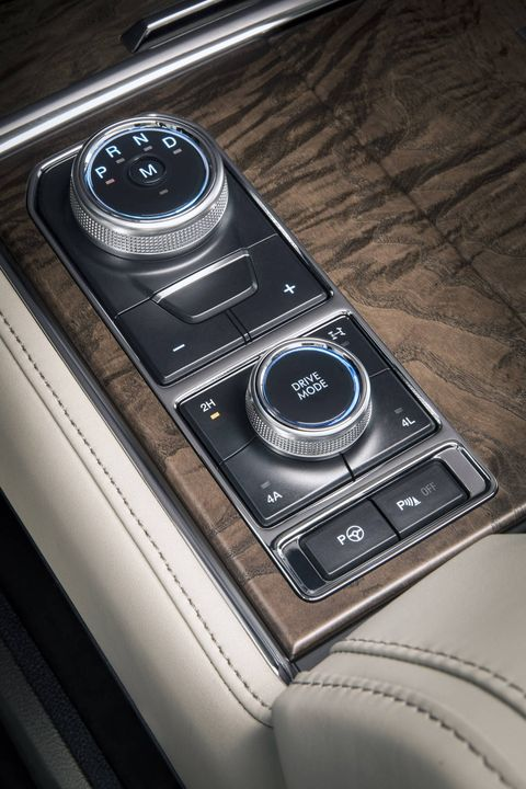 The 2018 Ford Expedition comes in XLT, Limited and Platinum trims ranging from about $52,000-$73,000.