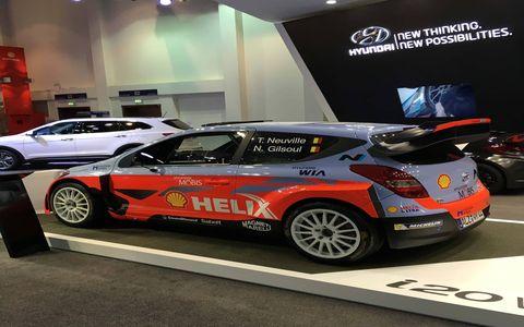 Hyundai i20 WRC