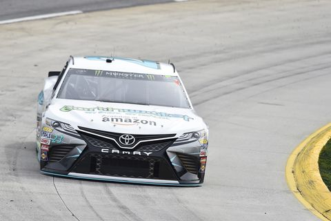 Sights from the NASCAR action at Martinsville Speedway, Saturday March 24, 2018.