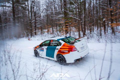 Photos from the 2019 Sno Drift Rally in Atlanta, Mich.