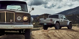 The Jeep Gladiator might be new for 2020 but has deep roots in Jeep's heritage.