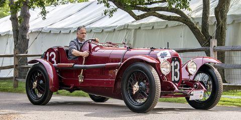 1922 Alfa Romeo RLTF