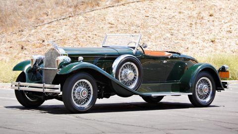 1930 Packard 734 Speedster Runabout.