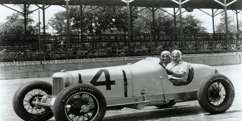 in 1930, Billy Arnold put forth one of the most dominating performances in the history of the Indy 500.