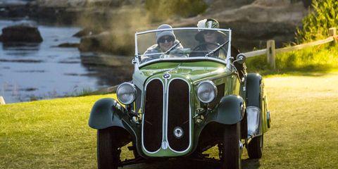 1935 BMW 315/1 Roadster.