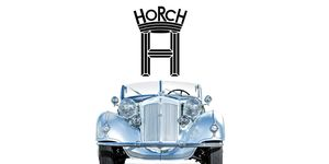 Horch was known for its luxury, eight-cylinder cars in the prewar years.