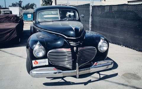 Bodie Stroud Industries will restore and modify a 1941 Plymouth for Carl Jr.'s CEO Andy Puzder.