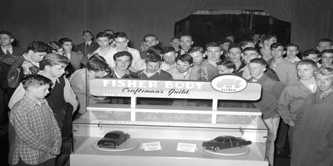 The Gilmore Car Museum will host the largest collection of Fisher Guildsman models ever assembled from April 2019 to October of the same year.