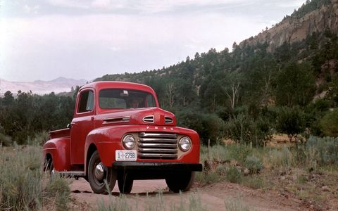 2017 marks 100 years of Ford pickups.