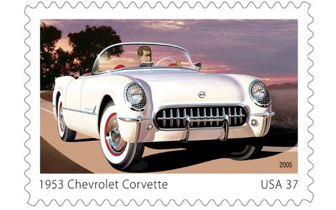 n 1953, the world was introduced to the Chevrolet Corvette and an icon was born.