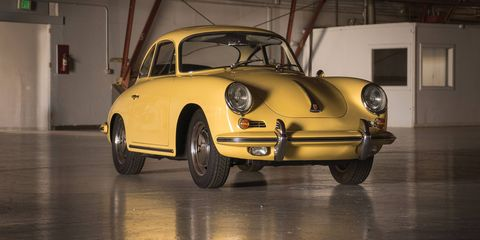 This 1964 Porsche 356SC could hit $200,000 at Auctions America's California auction July 17-18