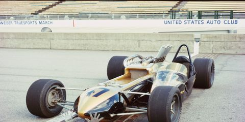 Smokey Yunick brought a bizarre car to the Indy 500 in 1964, but it failed to qualify for the race.