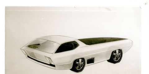 Images from 50 years of Hot Wheels cars: The Deora