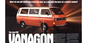 The Dodge A100 was sold as a station wagon, too.