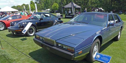 1984 Aston Martin Lagonda Series II