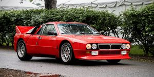 Want to scoop up a Lancia 037 overseas? You could be paying an extra 25 percent import duty on it if a proposed automobile tariff goes into effect unmodified.
