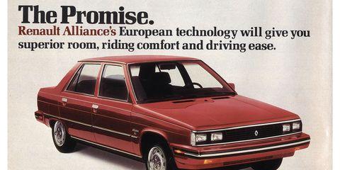 Designed in France, built in Wisconsin.