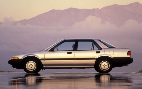 Over 40 years, and nine generations, the Honda Accord has changed considerably.
