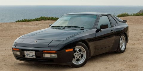 Porsche 944s have a wide range of prices -- we'd find one somewhere around the middle.
