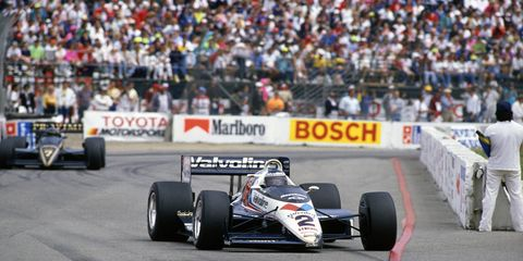 Al Unser Jr. had the chance to become a Formula One driver, but turned down Bernie Ecclestone.