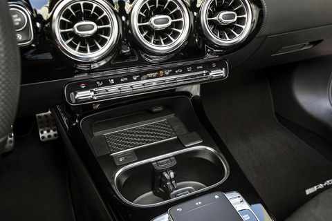 A look inside the improved layout and materials of the second-generation 2020 Mercedes-Benz CLA 250 interior