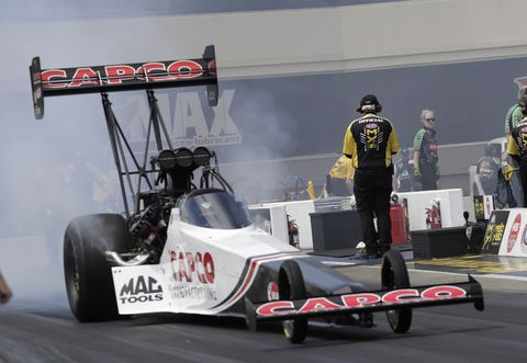 Sights from the NHRA Four-Wide Nationals at zMAX Dragway, Sunday April 28, 2019