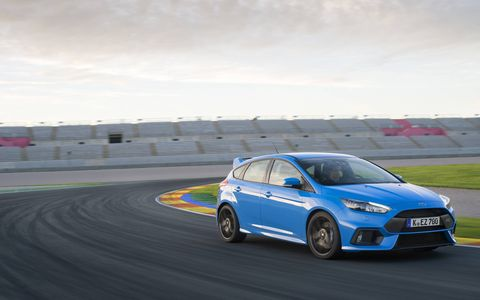 Finally, after decades of longing, we in the U.S. get the Ford Focus RS, a performance hatchback to rival the best of Europe and Japan with a practical side that makes it a justifiable purchase for single-car families.