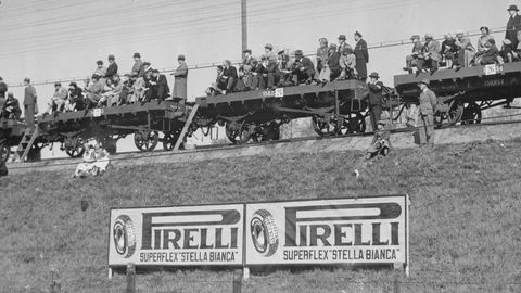 The Pirelli Stella Bianca tire is coming back to market after a half-century absence.