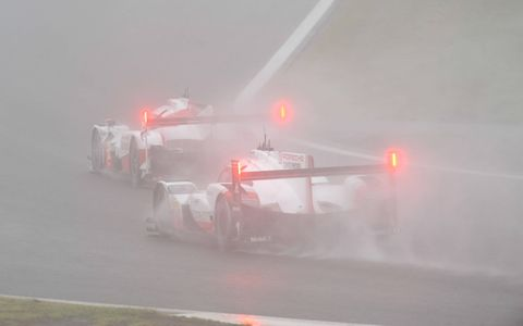 Sights from the World Endurance Championship 6 Hours of Fuji, Sunday Oct. 15, 2017.