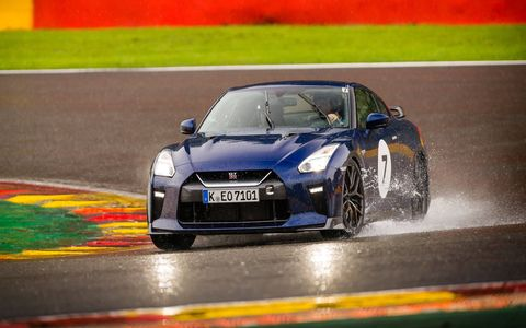 The 2017 Nissan GT-R doesn't radically alter the Skyline successor's giant-slaying formula, but it does give Godzilla a welcome dash of refinement.