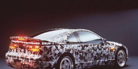 Rinspeed Nissan 'SpeedArt,' 1992