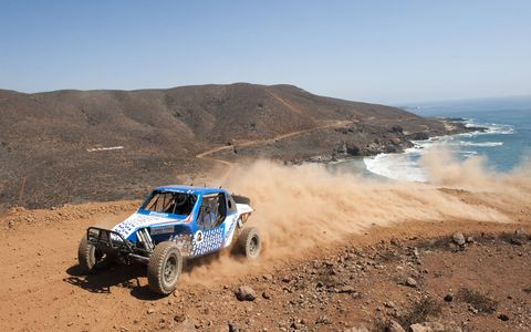 This is what you get to do when you sign up for a drive with Wide Open Baja. Yee haw