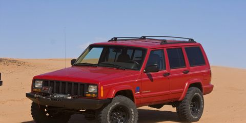 2009 Jeep XJ Cherokee