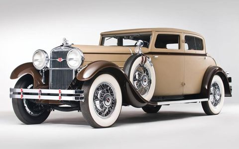 Restored by RM Auto Restoration, the Stutz SV16 won Best in Class at the 2002 Pebble Beach Concours d'Elegance and Most Elegant Closed Car at the 2005 Amelia Island Concours d'Elegance.